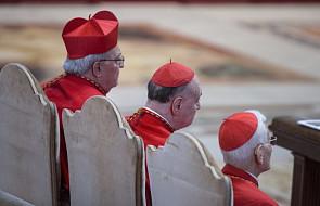 Watykan: 17 nowych kardynałów-nominatów