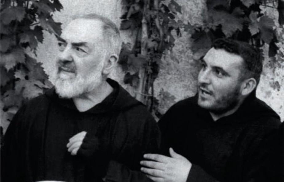 Ojciec Pio i przybysze z zaświatów