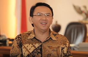 Indonezja: chrześcijański gubernator oskarżony o bluźnierstwo