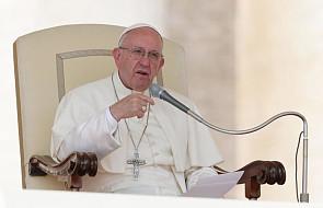 Franciszek: tacy ludzie są naśladowcami diabła