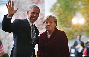 Obama rozpoczął pożegnalną wizytę w Berlinie