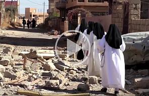 Siostry wróciły do klasztoru zrujnowanego przez ISIS [WIDEO]