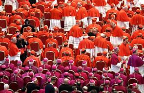 Watykan: papież kreował 17 nowych kardynałów