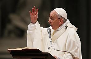 Papież: to najważniejsza zasada duszpasterska