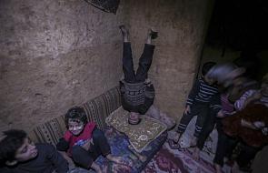 Przerwa humanitarna w nalotach na Aleppo