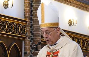 Abp Gądecki modlił się w najstarszej katedrze