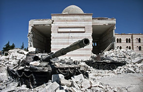 Rebelianci odrzucają apel Rosji o opuszczenie Aleppo