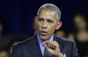 Obama i Putin rozmawiali o Ukrainie i Syrii