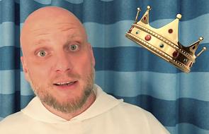Adam Szustak OP: nie ma żadnego króla [WIDEO]