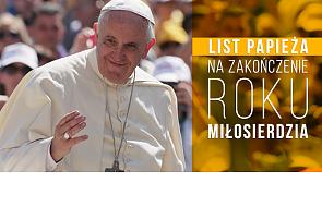 """List Apostolski Franciszka """"Misericordia et Misera"""""""