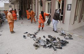 Afganistan: zamach samobójczy na szyicki meczet