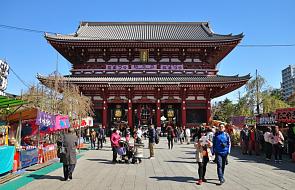 Trzęsienie ziemi w Japonii