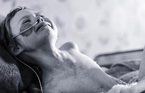 Walka z rakiem 4-latki wstrząsnęła światem