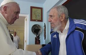 Papież modli się za Fidela Castro i naród Kuby