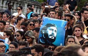 W Hiszpanii doszło do starć po śmierci Castro