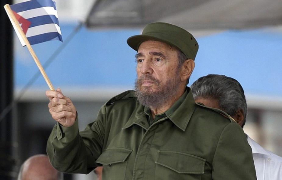 """Fidel Castro był """"wielkim przyjacielem Meksyku"""""""