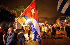 Światowe agencje prasowe o Fidelu Castro