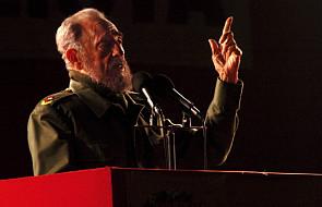 Kuba: zmarł Fidel Castro