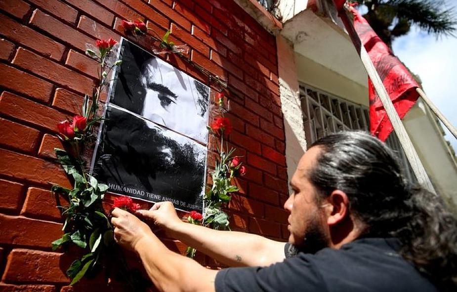 Siostra Fidela Castro nie uda się na pogrzeb brata
