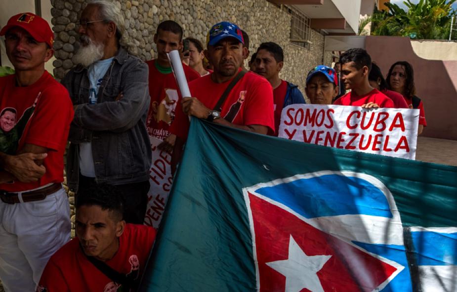 Kuba: rozpoczęło się pożegnanie Castro