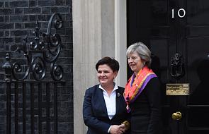May i Szydło spotkały się z liderami Polonii