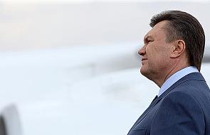 Janukowycz usłyszał, że jest podejrzany o zdradę