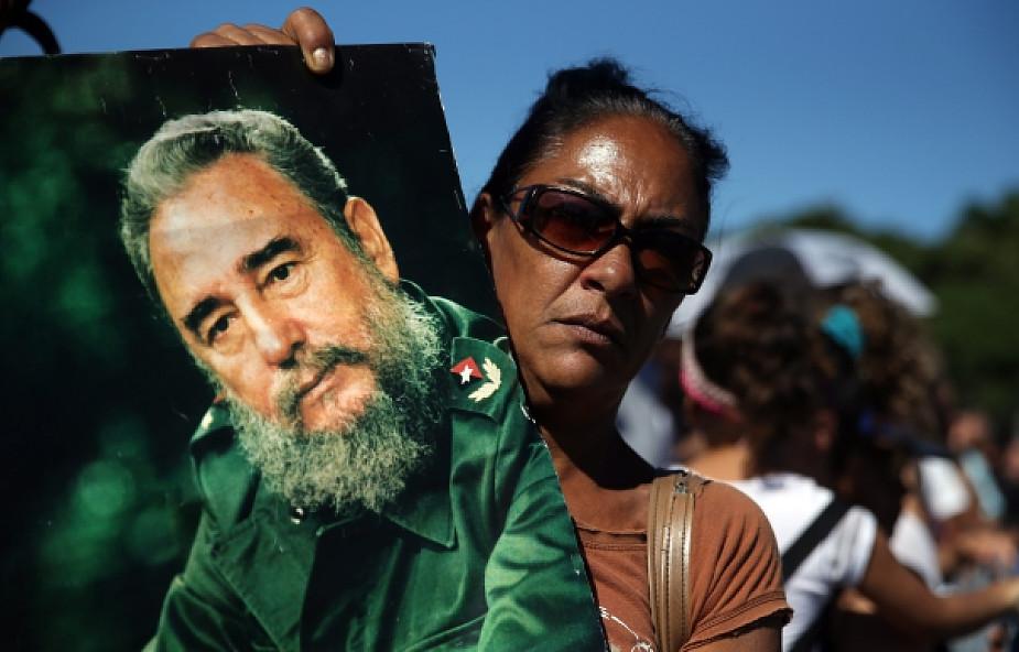 Nie będzie oficjalnej delegacji USA na pogrzebie Castro