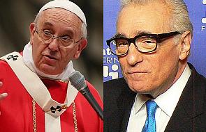 Franciszek przyjął Martina Scorsese