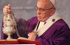 Papież o zmarłych kardynałach i biskupach: obdarzali miłością Jezusa