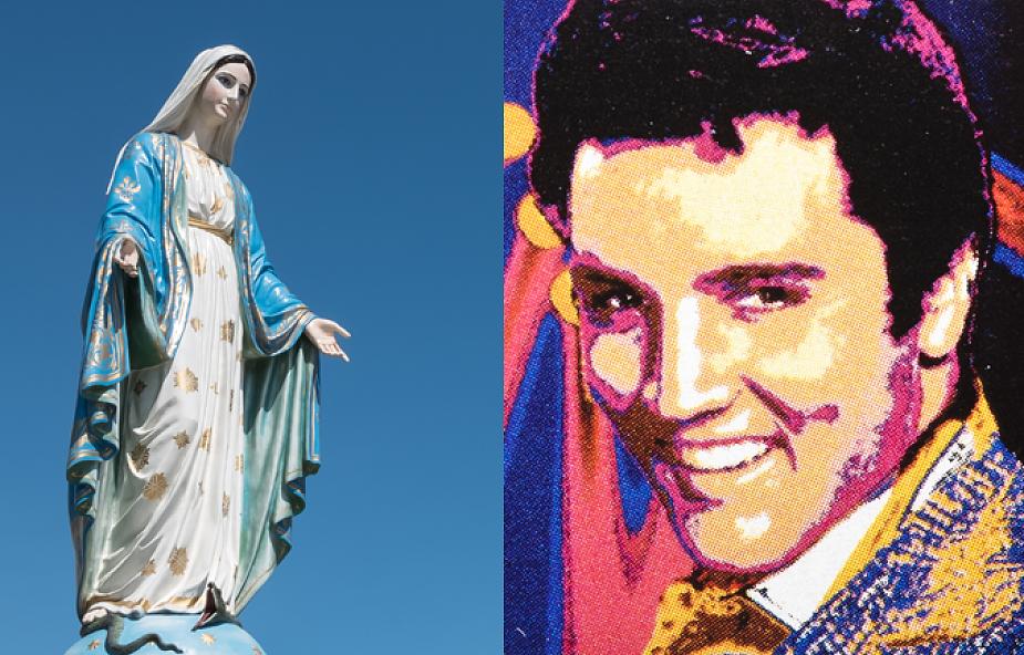Posłuchaj jak Elvis Presley śpiewa o Matce Bożej [WIDEO]