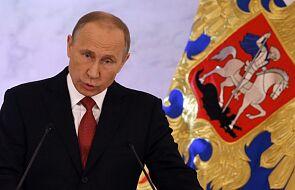 Putin: Rosja nie dopuści, by lekceważono jej interesy