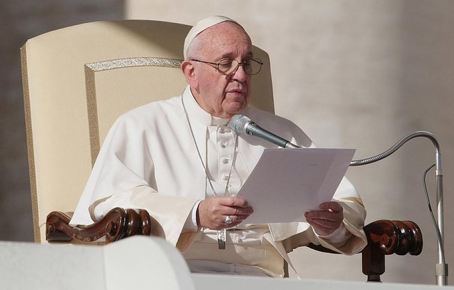 Papież: nie jesteśmy książętami, ale sługami