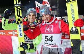 PŚ w skokach - triumf Stocha, a Kot drugi w Lillehammer
