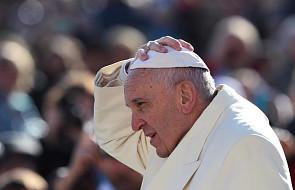 Franciszek: Chrystusowe królestwo pokoju motywem naszej nadziei [DOKUMENTACJA]