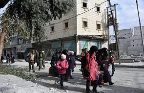 Polacy organizują akcje pomocy dla cywilów z Aleppo