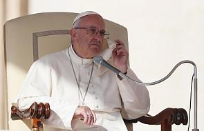 Papież przestrzega przed korupcją w służbie zdrowia