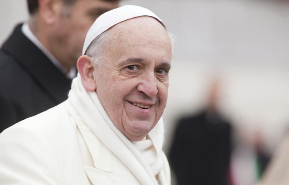 Papież piątą najbardziej wpływową osobą na świecie