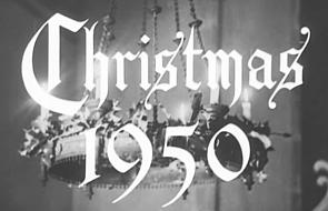 Jak wyglądały Święta w 10 krajach świata w 1950 roku?
