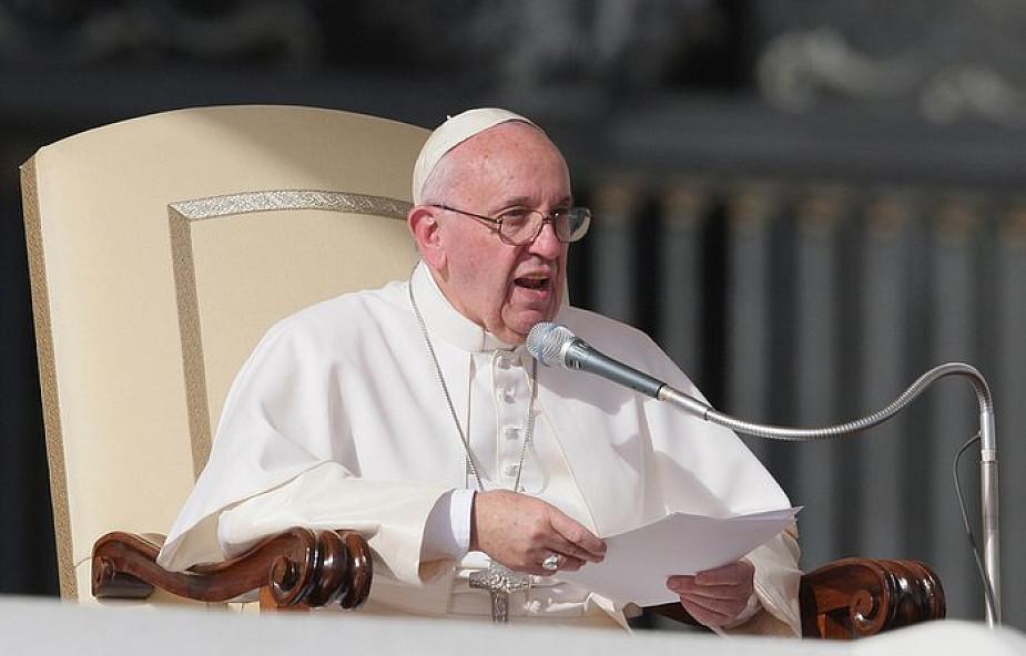 Papież Franciszek: niech chrześcijanie torują drogę ku Jezusowi