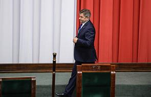 Zawiadomienie do prokuratury ws. Marszałka Sejmu