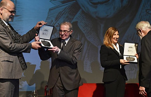 Burmistrz Lampedusy i Karol Modzelewski laureatami Medali św. Jerzego