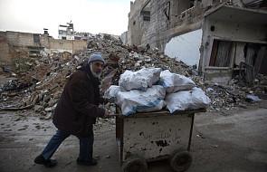 Syria: rozpoczyna się ewakuacja wschodniego Aleppo