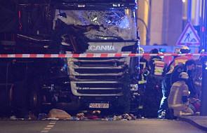 Wypadek w Berlinie, prawdopodobnie zamach terrorystyczny