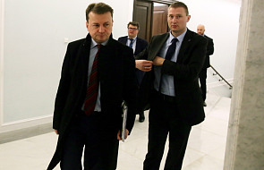 Szef MSWiA: dochodzi do prób podpalenia Polski