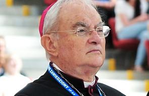 Abp Hoser zabrał głos w sprawie konfliktu w Polsce