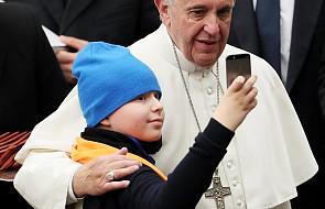 Papież do dzieci z Akcji Katolickiej: dzielcie radość z dziadkami