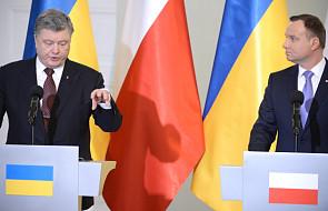 Duda i Poroszenko krytykują decyzję KE ws. gazociągu