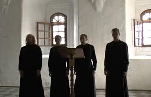 4 mnichów, którzy śpiewają jak wielki chór aniołów [WIDEO]