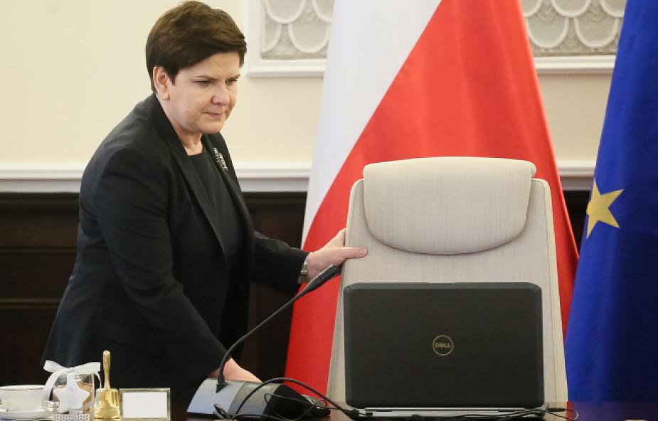 """Rząd przyjął uchwałę ws. programu """"Za życiem"""""""
