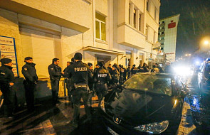 """Aresztowano cztery """"osoby kontaktowe"""" zamachowca"""